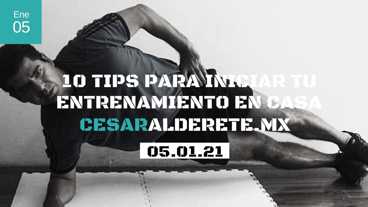 10-tips-entrenar-en-casa